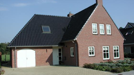 Nieuwbouw Tkap woning Nijeveen