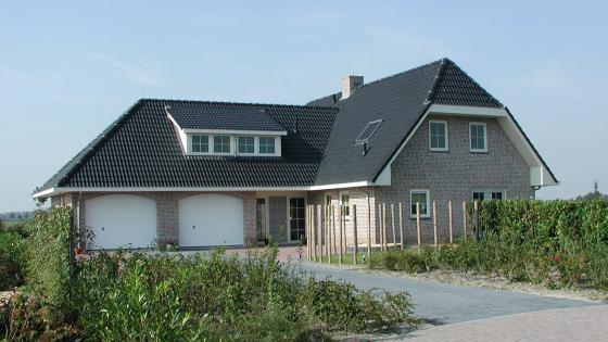 Nieuwbouw Bedrijfswoning