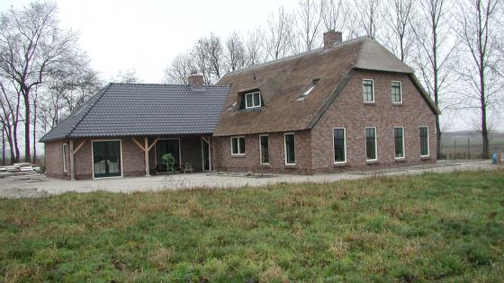 Nieuwbouw Woonboerderij Meppel