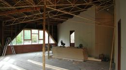 Verbouw Wetcarousel tot Woonruimte Wateren